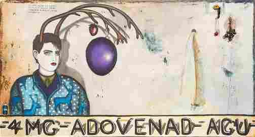 Julio Galán - Adovenad