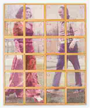 Unknown Artist - Untitled (Composite Image of A Couple)