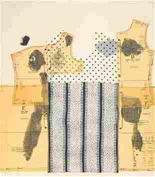 David Ramage Prentice - Mixed Media (Dressmaker)