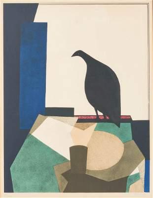 Unknown Artist - Untitled (Crow)