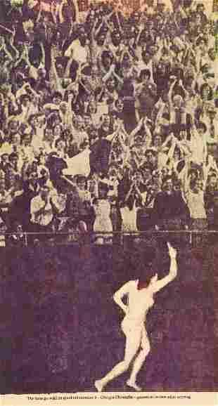 Sherman Drexler - The Fans Go Wild