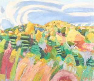 Michael Patterson - Colorful Landscape