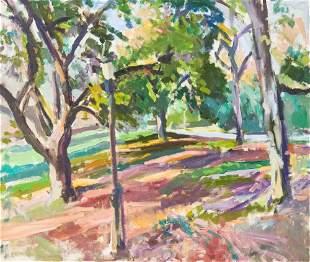 Louis Finkelstein - Central Park
