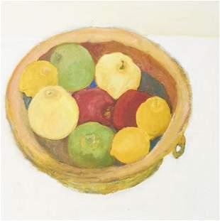 Betsy Podlach - Three (3) Still Life Paintings