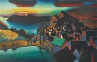Michael Patterson - Untitled (Sunset Village)