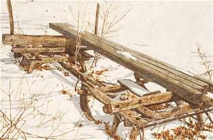 Robert Sarsony - The Sled