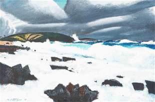 Michael Patterson - Waves