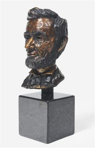 Unknown Artist - Lincoln Bust