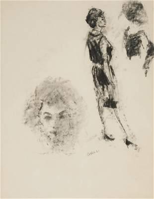 Unknown Artist - Untitled (Study)