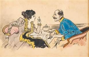 Artist Unknown - Victorian Illustrations (2)