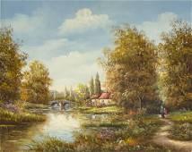 Robert Mogisse - Le Pont