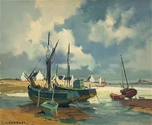 Lucien Fournet - Untitled (Low Tide)