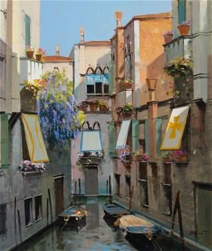 Raimondo Roberti - Venice (IV)