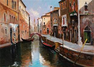 Stan Pitri - The Stripped Pole Venice Canal