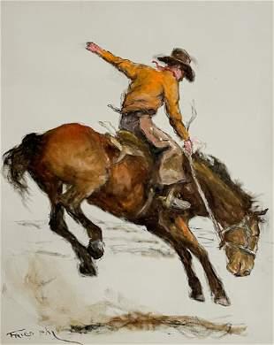 Pál Fried - Western