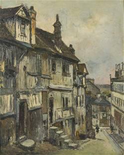 Léon Suzanne - Rue des Arpents