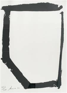 Richard Serra - Untitled (Film Forum Print)