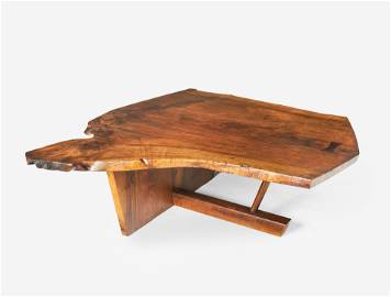 George Nakashima - Minguren II coffee table (1972)