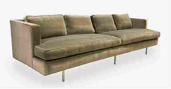 Edward Wormley for Dunbar - Modern Sofa, by Edward