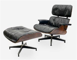 Charles and Ray Eames for Herman Miller, Lounge Chair