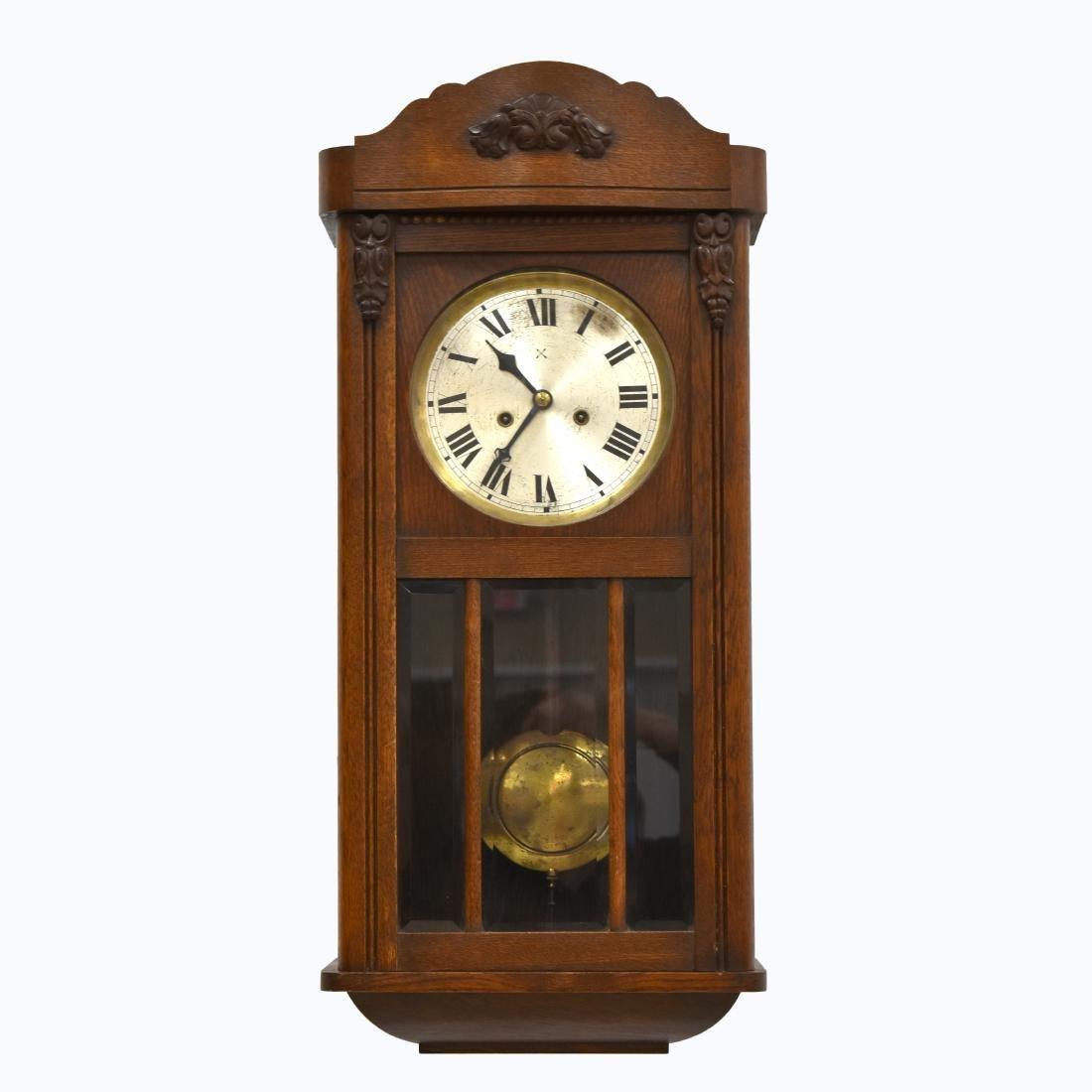 1920 REGULATOR-STYLE CLOCK