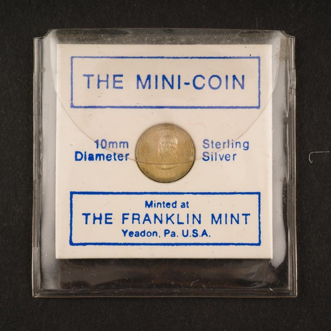 FRANKLIN MINT MINI COIN
