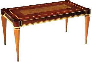 ROSEWOOD LACQUERED TABLE