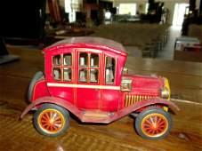 Vintage Battery opp Tin Toy Truck