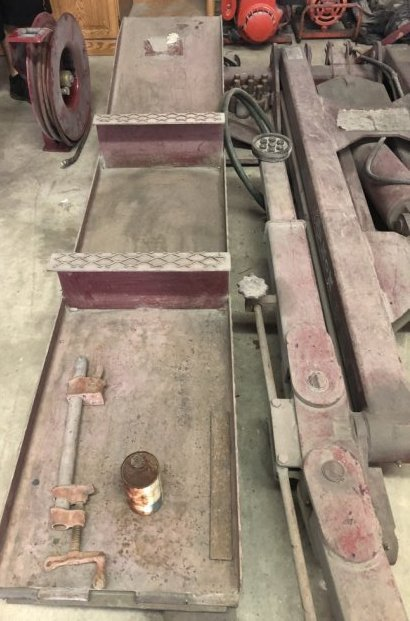 Mowhawk  Car Lift - 3