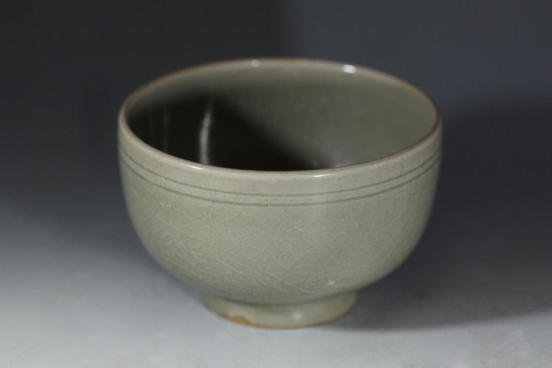 A SMALL PORCELAIN BOWL        SONG DYNASTY