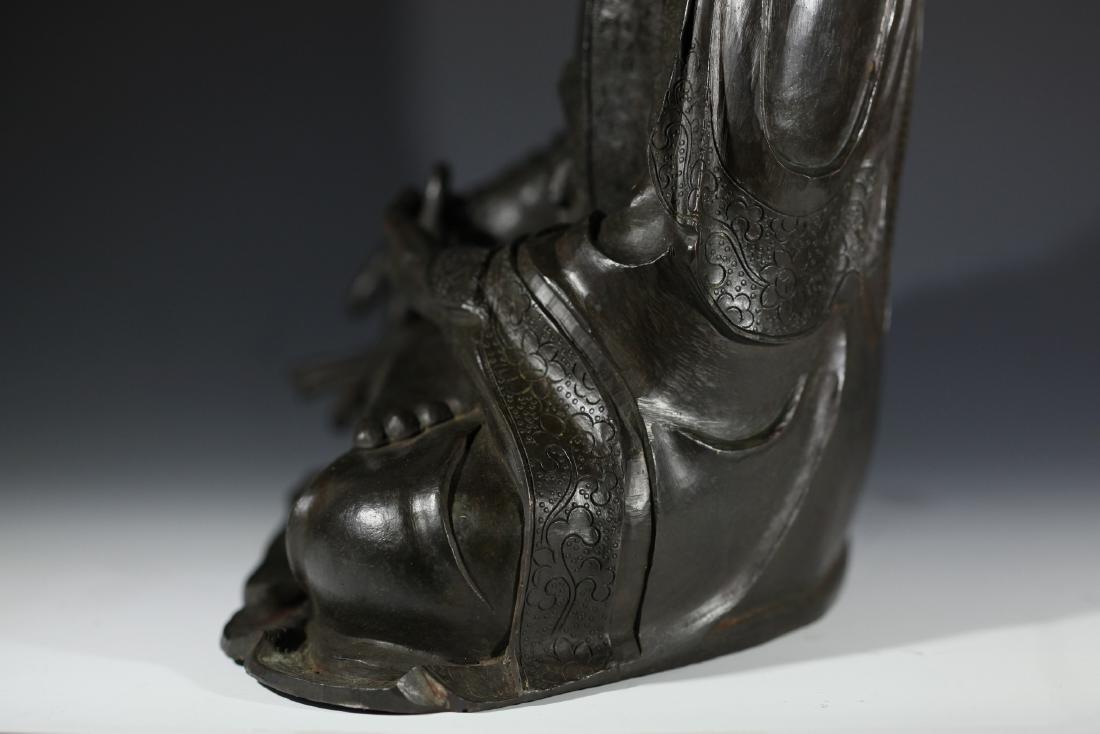 SAKYAMUNI BUDDH              MING DYNASTY - 10