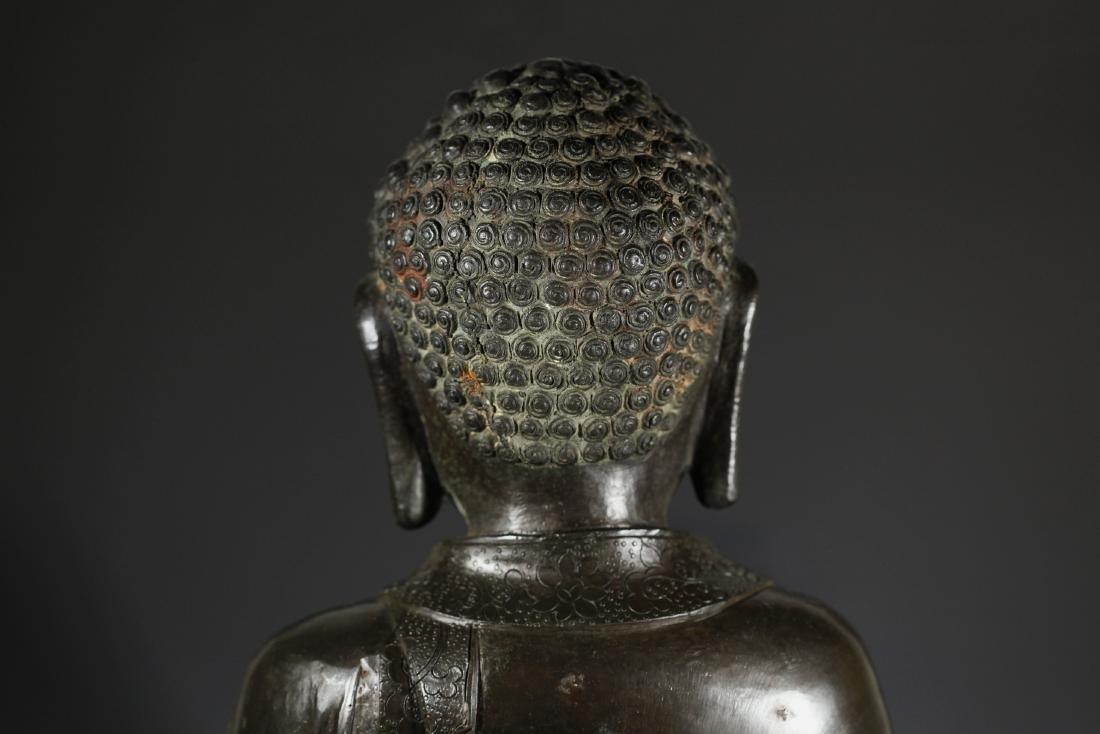 SAKYAMUNI BUDDH              MING DYNASTY - 11