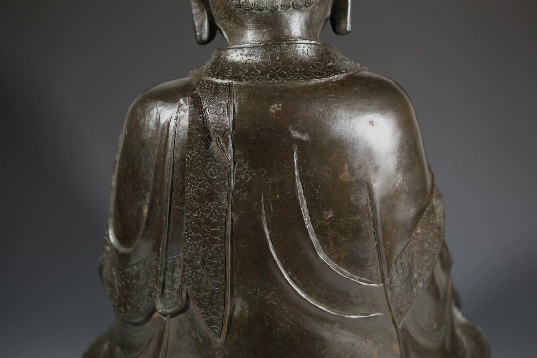 SAKYAMUNI BUDDH              MING DYNASTY - 12