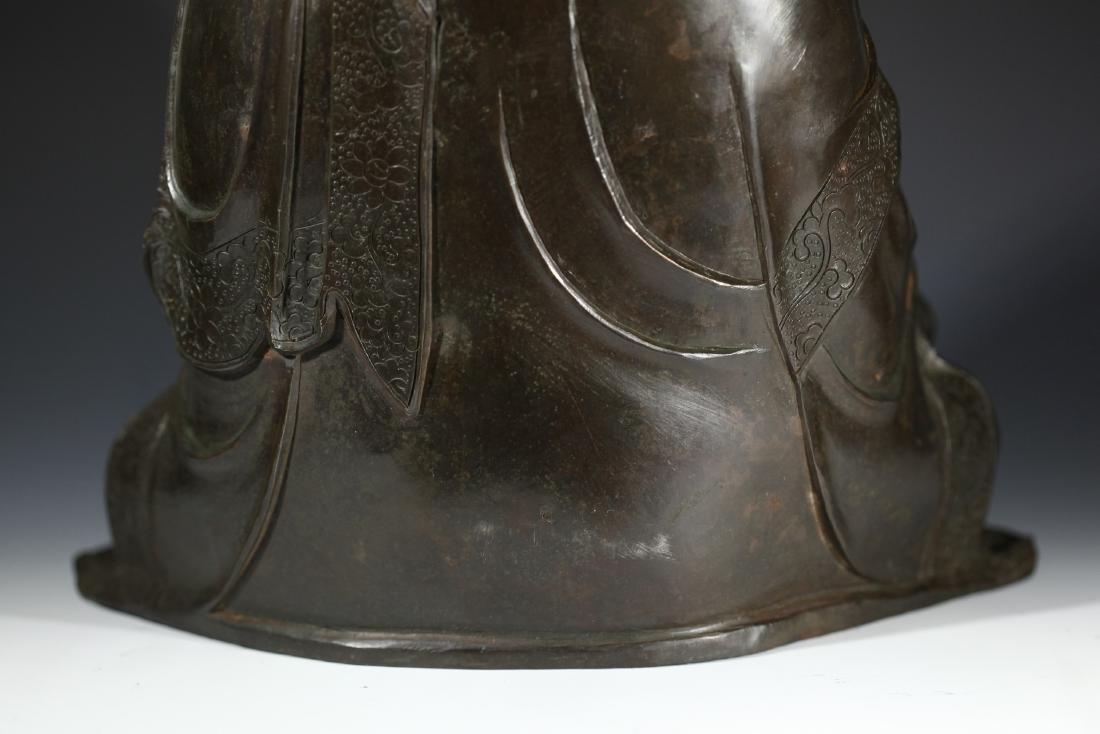 SAKYAMUNI BUDDH              MING DYNASTY - 13