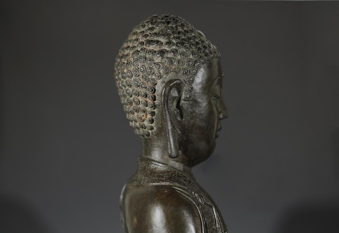 SAKYAMUNI BUDDH              MING DYNASTY - 14