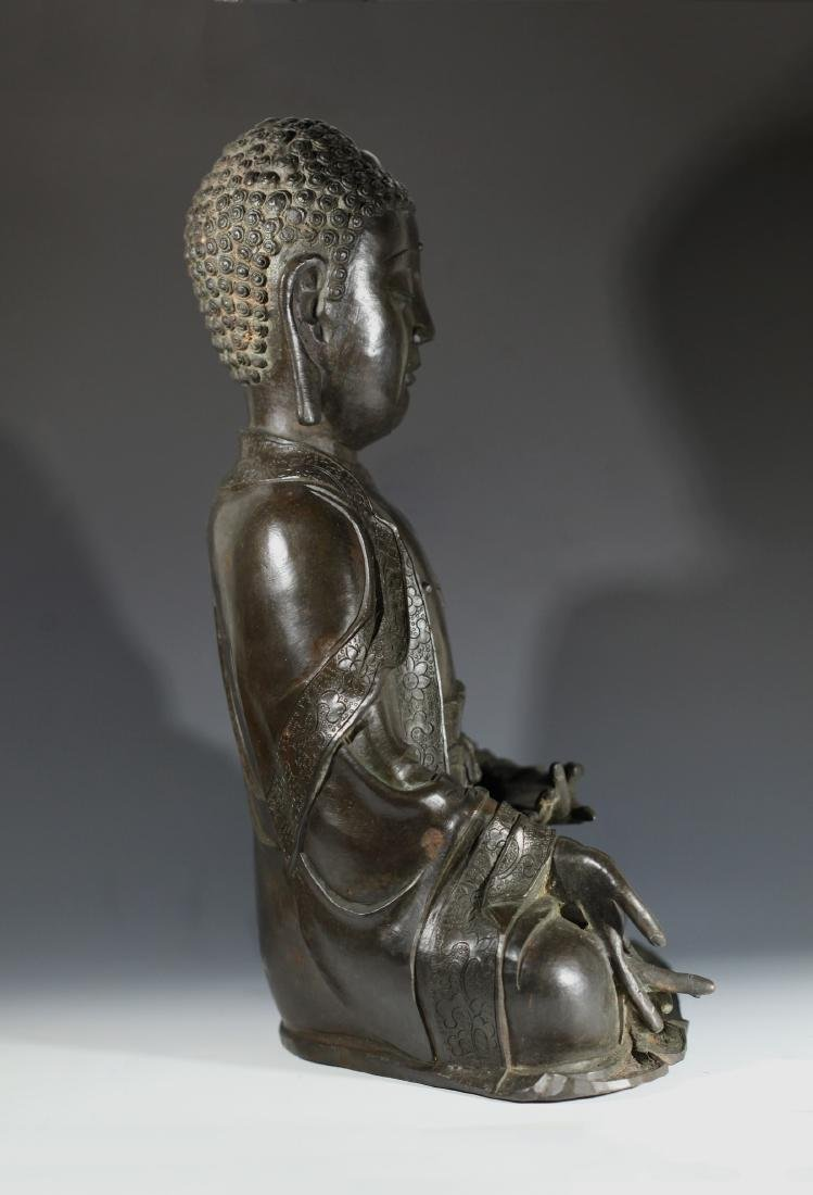 SAKYAMUNI BUDDH              MING DYNASTY - 2