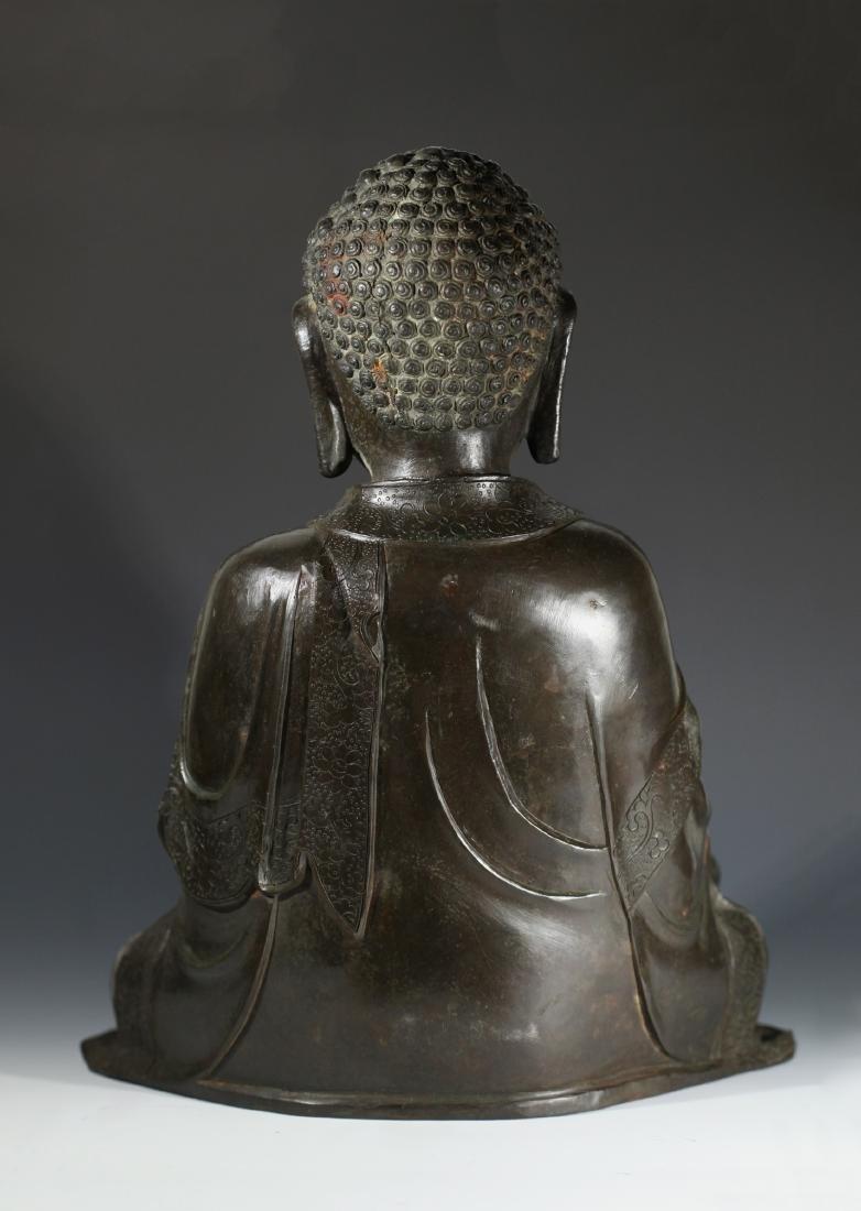 SAKYAMUNI BUDDH              MING DYNASTY - 3