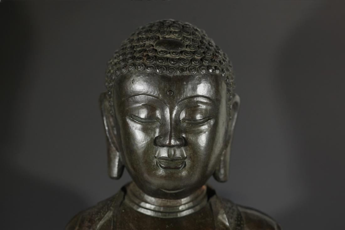 SAKYAMUNI BUDDH              MING DYNASTY - 5