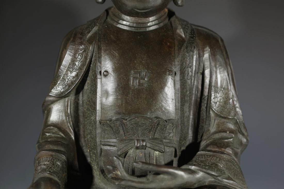 SAKYAMUNI BUDDH              MING DYNASTY - 6