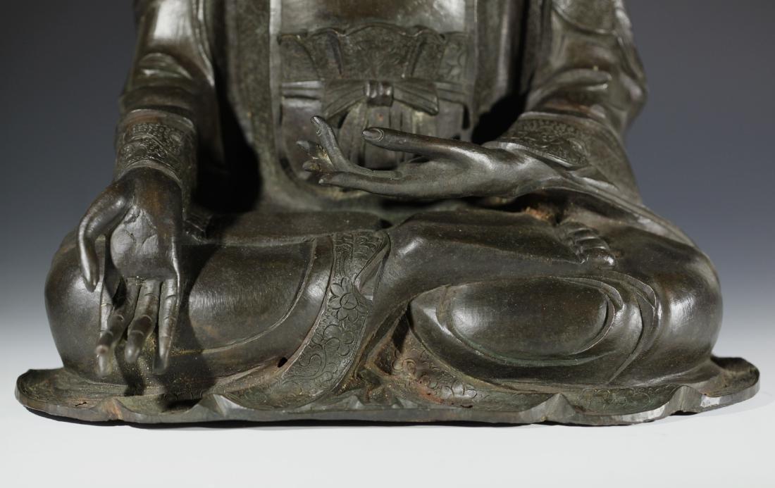 SAKYAMUNI BUDDH              MING DYNASTY - 7