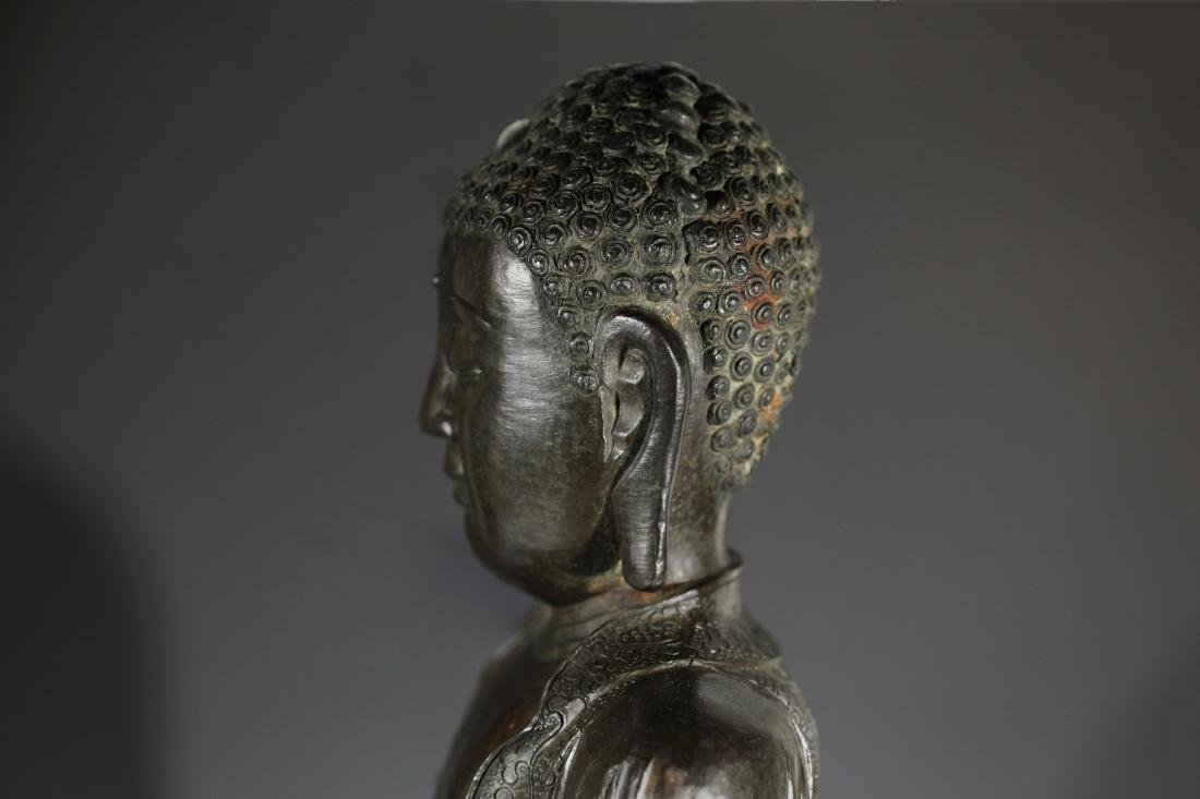 SAKYAMUNI BUDDH              MING DYNASTY - 8