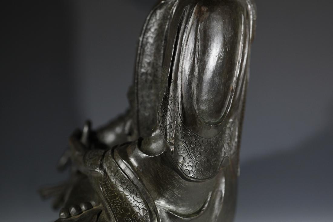 SAKYAMUNI BUDDH              MING DYNASTY - 9