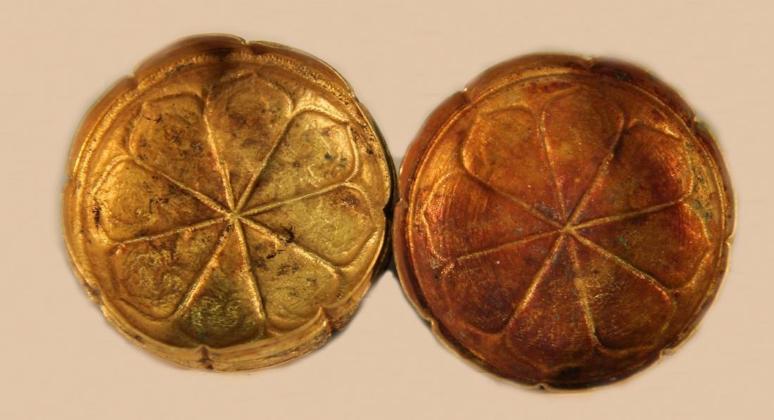 A Gold Powder Box - Han Dynasty - 6