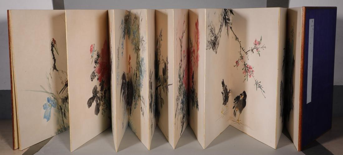 "Recent Era - ""Wang XueTao"" Fine Painting Album"