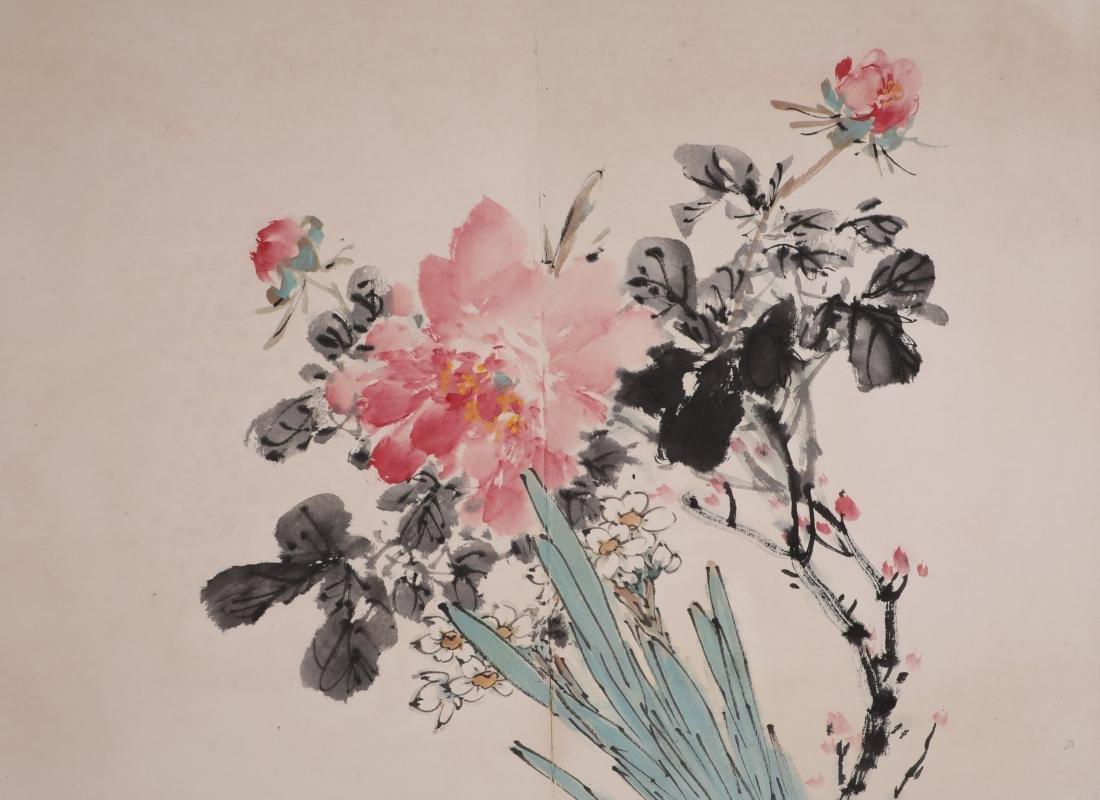 "Recent Era - ""Wang XueTao"" Fine Painting Album - 3"