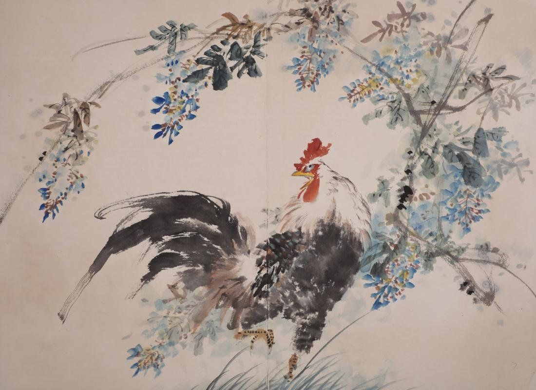 "Recent Era - ""Wang XueTao"" Fine Painting Album - 4"
