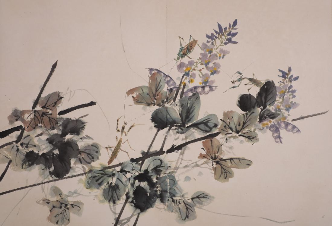 "Recent Era - ""Wang XueTao"" Fine Painting Album - 5"