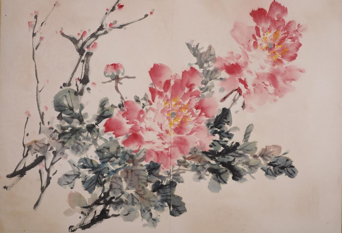 "Recent Era - ""Wang XueTao"" Fine Painting Album - 6"