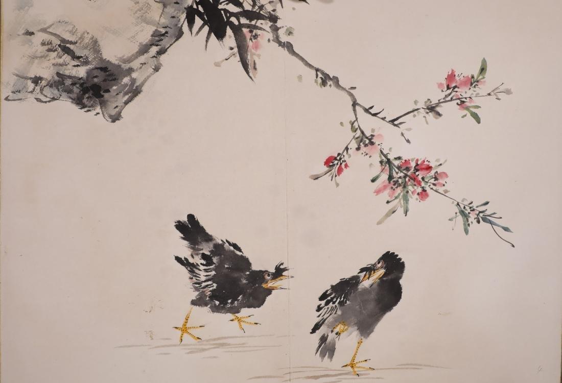 "Recent Era - ""Wang XueTao"" Fine Painting Album - 7"
