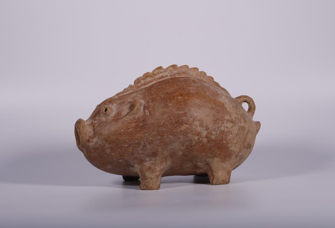 Hongshan Culture - Porcelain Pig